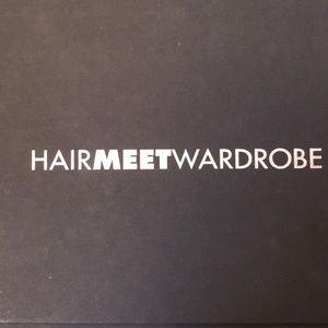 Toni&Guy Hair Meet Wardrobe 5 Piece Styling Set